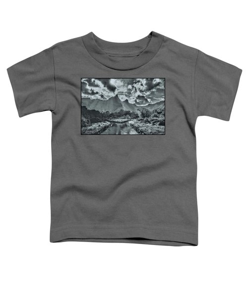 island Moorea Toddler T-Shirt