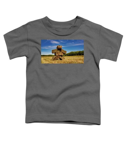 Island Strawman Toddler T-Shirt