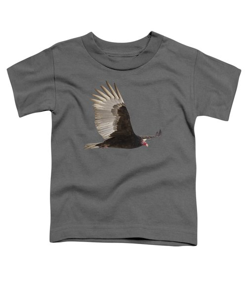 Isolated Turkey Vulture 2014-1 Toddler T-Shirt