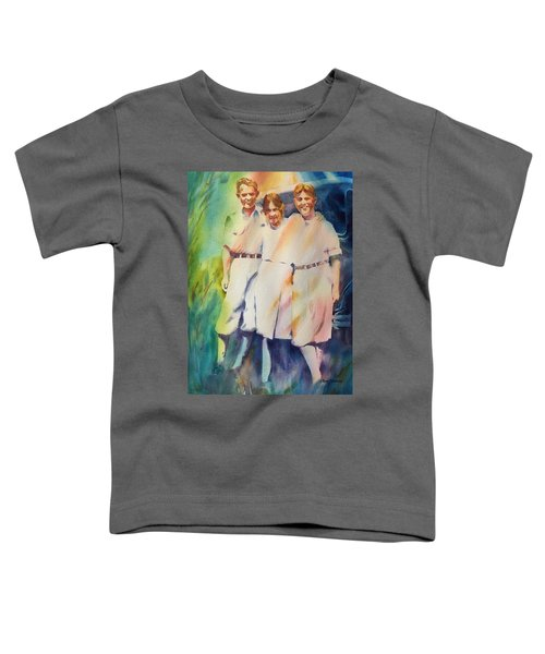 It Was Paradise Here With You Toddler T-Shirt