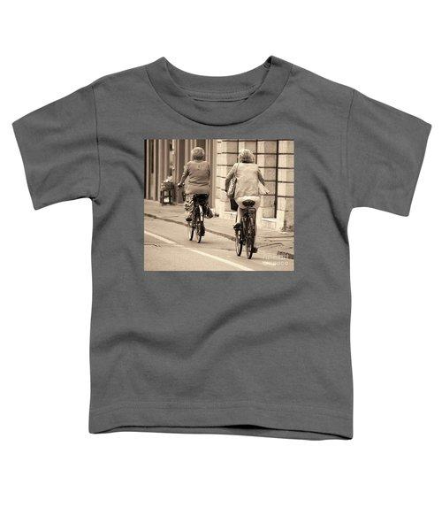 Italian Lifestyle Toddler T-Shirt