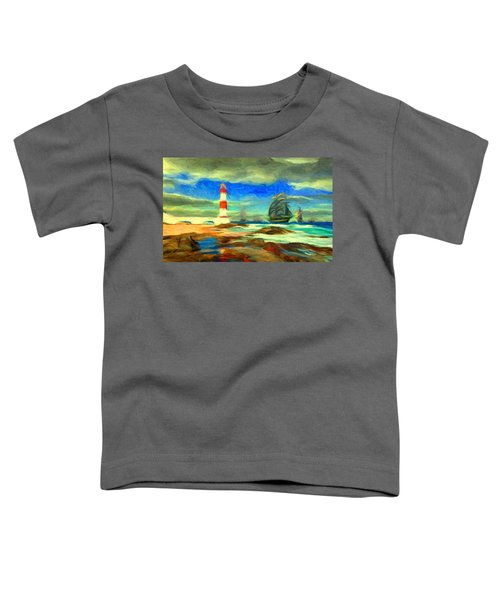 Itapua Lighthouse 1 Toddler T-Shirt