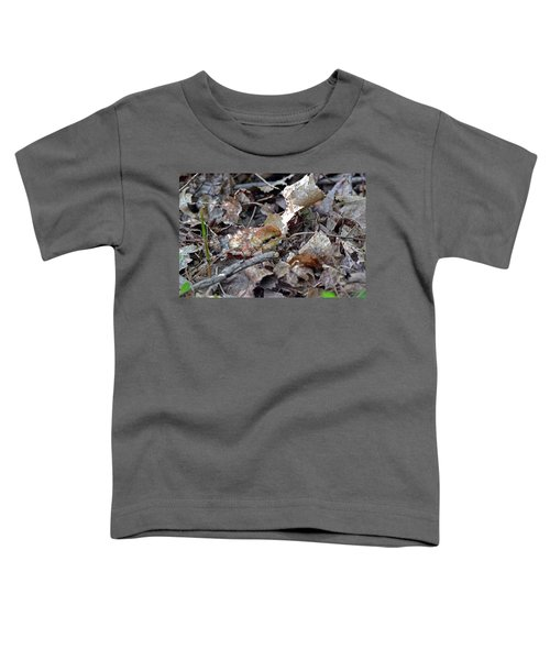 It's A Baby Grouse Toddler T-Shirt