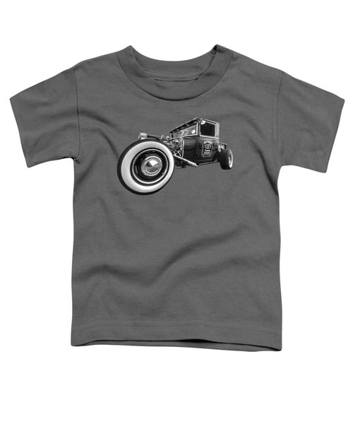 Jack Daniels Vintage Hot Rod Delivery Toddler T-Shirt