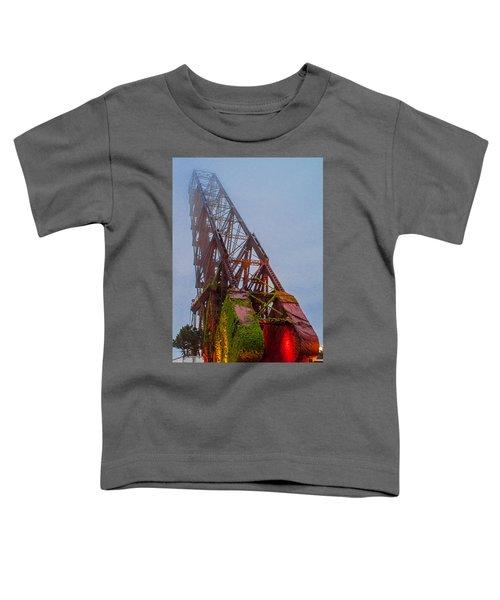 Jack Knife Bridge Toddler T-Shirt