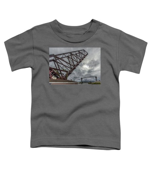Jackknife Bridge To The Clouds Toddler T-Shirt