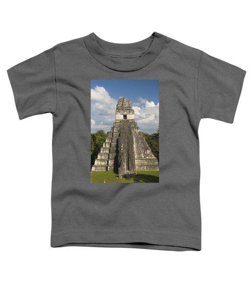 Jaguar Temple Toddler T-Shirt