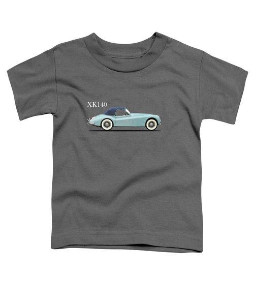 Jaguar Xk140 Toddler T-Shirt