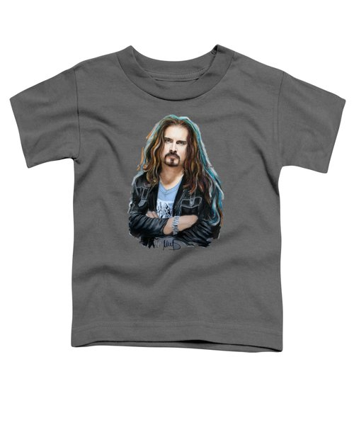 James Labrie Toddler T-Shirt