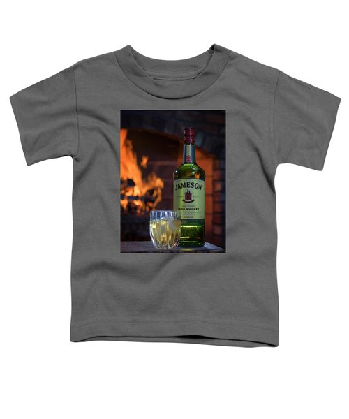 Jameson By The Fire Toddler T-Shirt