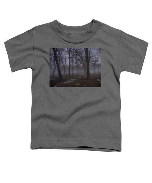 January Fog 2 Toddler T-Shirt