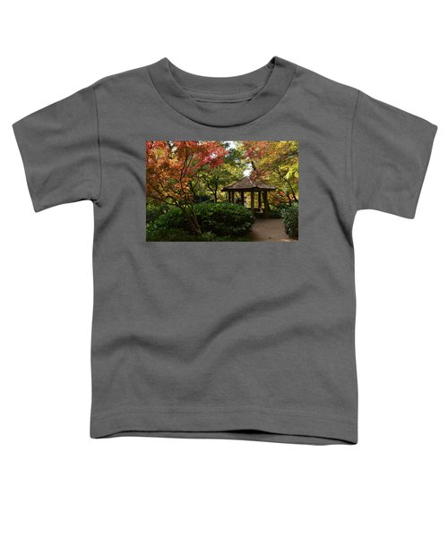 Japanese Gardens 2577 Toddler T-Shirt