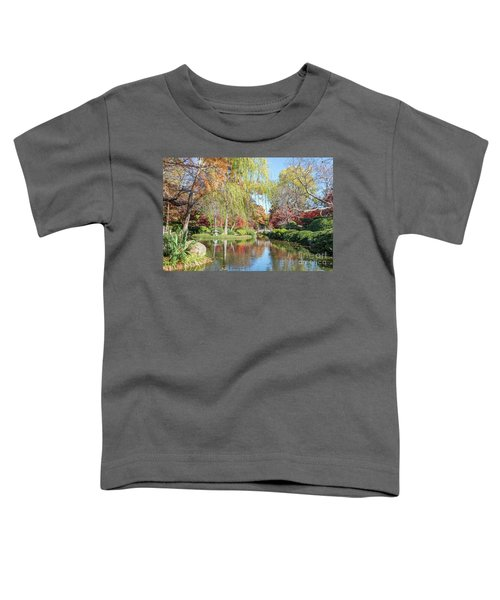 Japanese Gardens Toddler T-Shirt