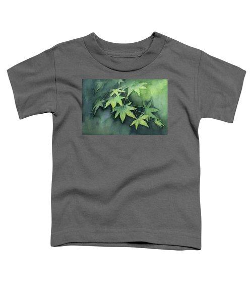Japanese Maple  Toddler T-Shirt