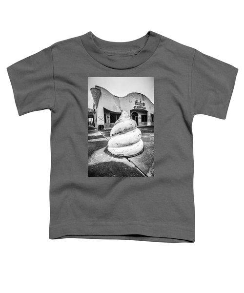 Jazzland Ice Cream Toddler T-Shirt