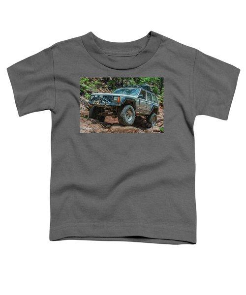 Jeep Cherokee Toddler T-Shirt