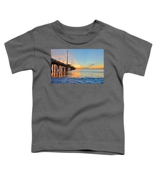 Jennette's Pier Aug. 16 Toddler T-Shirt