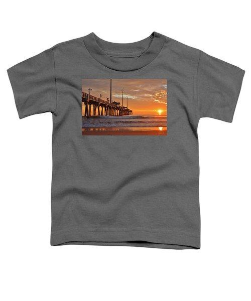 Jennettes  Pier Toddler T-Shirt