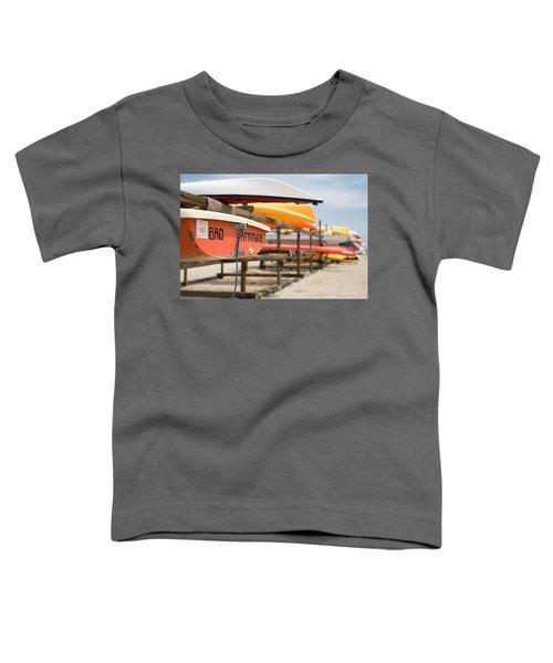 Jennings Beach Kayaks Toddler T-Shirt