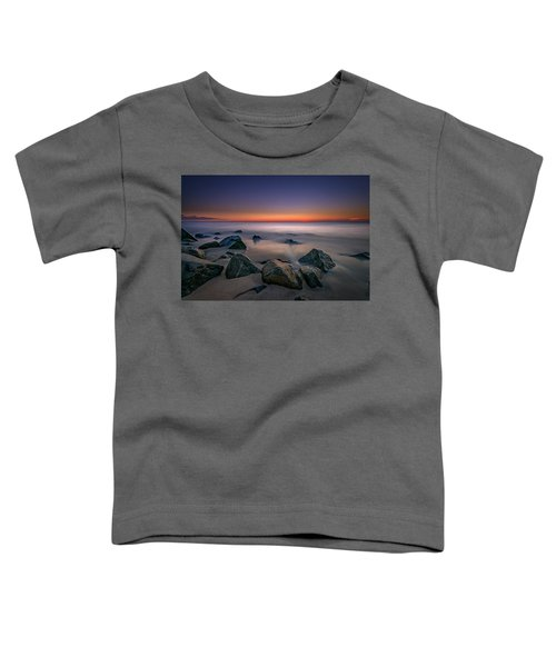 Jersey Shore Tranquility Toddler T-Shirt