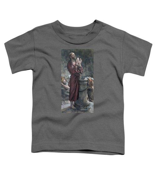 Jesus In Prison Toddler T-Shirt