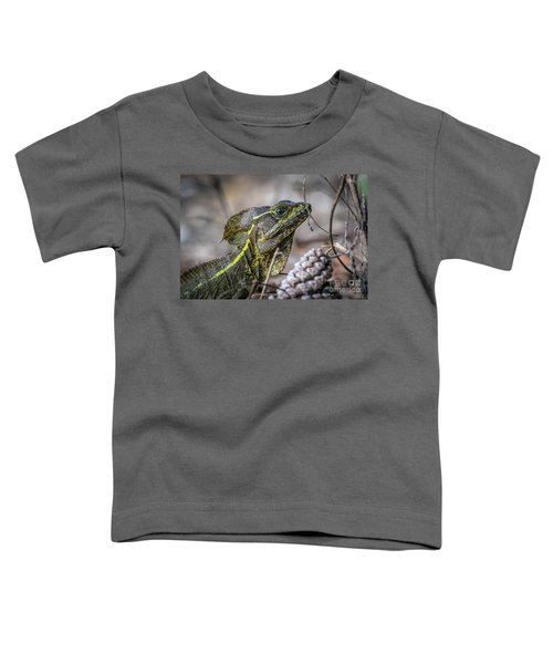 Jesus Lizard #2 Toddler T-Shirt