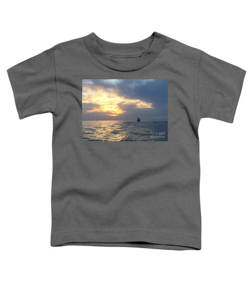 Watching Over The Inlet Toddler T-Shirt