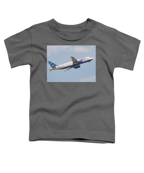 Jet Blue Toddler T-Shirt
