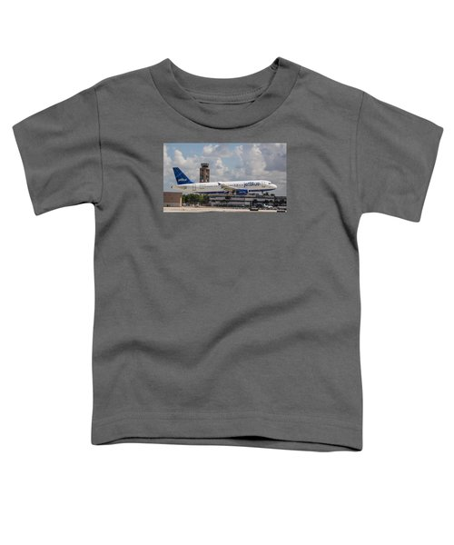 Jetblue Fll Toddler T-Shirt