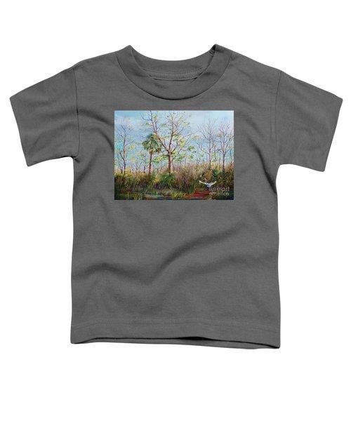 Jim Creek Lift Off Toddler T-Shirt