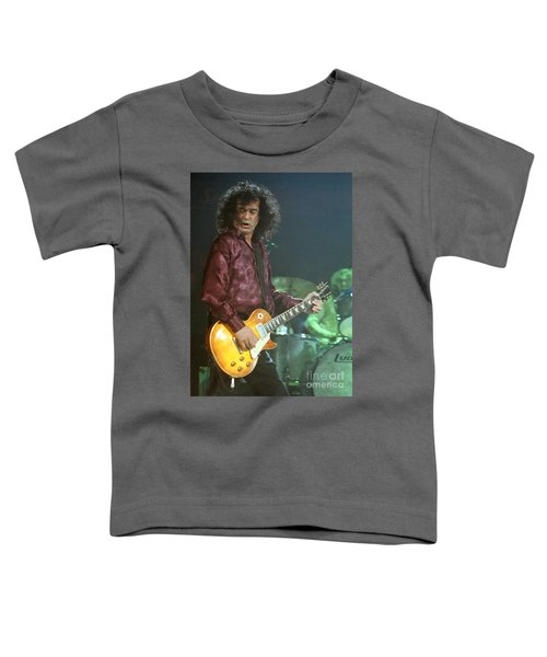 Jimmy Page-0005 Toddler T-Shirt