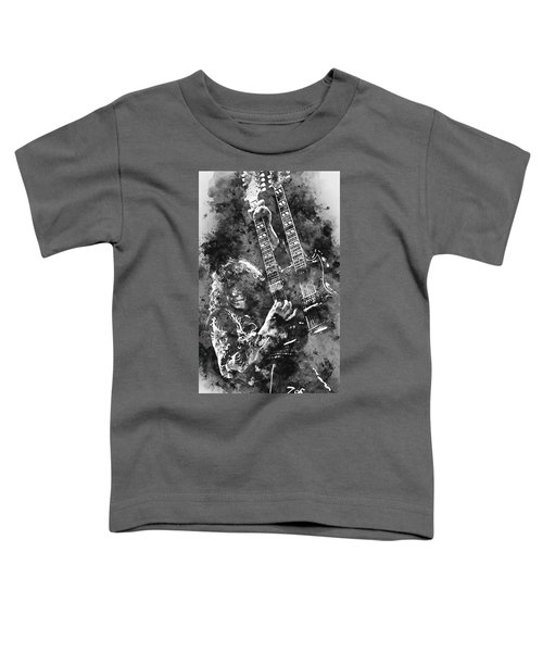 Jimmy Page - 02 Toddler T-Shirt