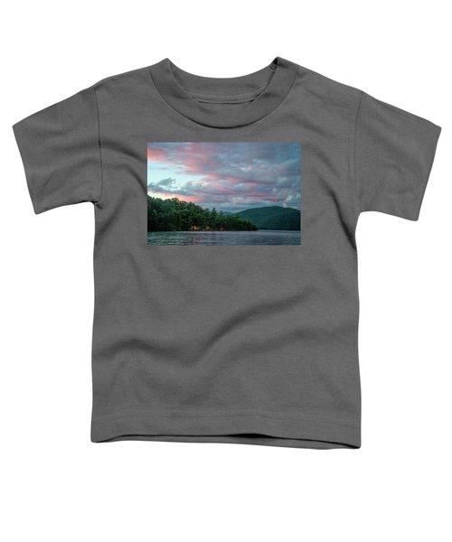 Jocassee 9 Toddler T-Shirt