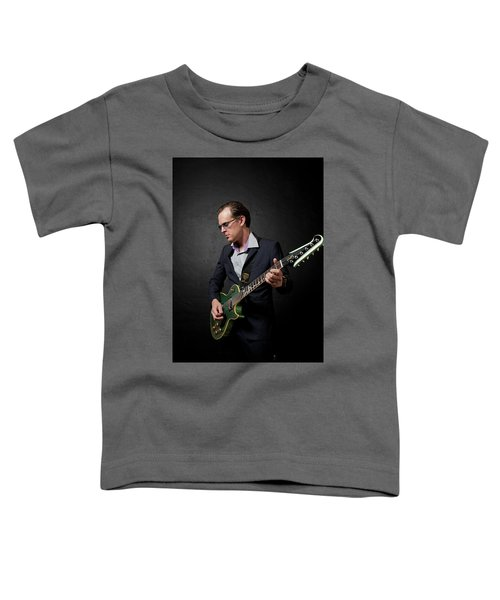 Joe Bonamassa Toddler T-Shirt