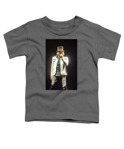 Joe Elliott Toddler T-Shirt by Luisa Gatti