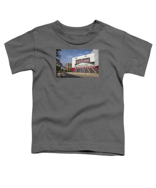 Joe Louis Arena Detroit  Toddler T-Shirt
