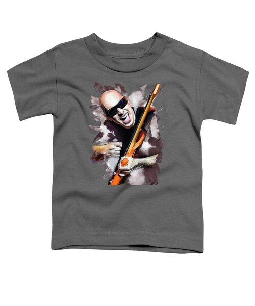 Joe Satriani Toddler T-Shirt