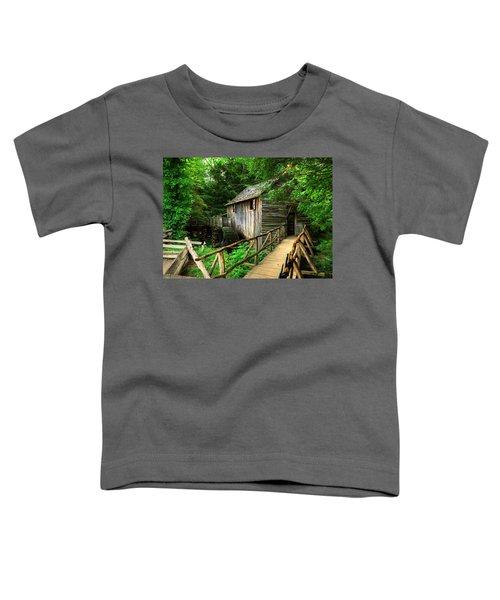 John Cable Mill 2 Toddler T-Shirt