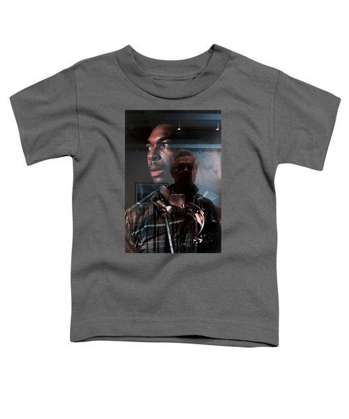 John Coltrane And Me Toddler T-Shirt