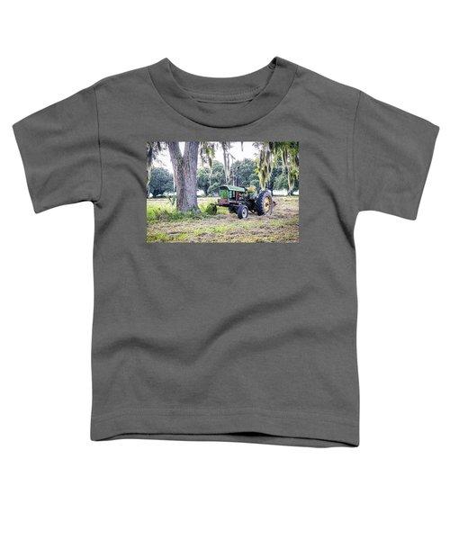 John Deer - Work Day Toddler T-Shirt