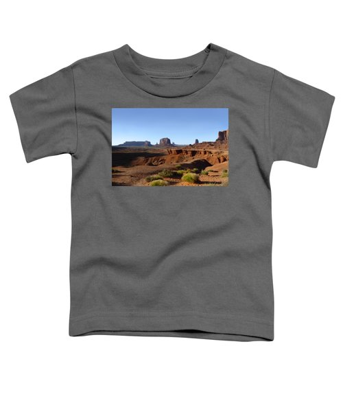 John Ford Point Toddler T-Shirt