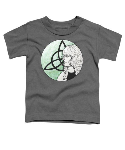John Paul Jones Toddler T-Shirt by Sofia Vyalykh