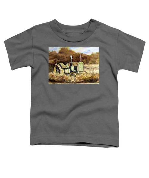 Johnny Popper Toddler T-Shirt