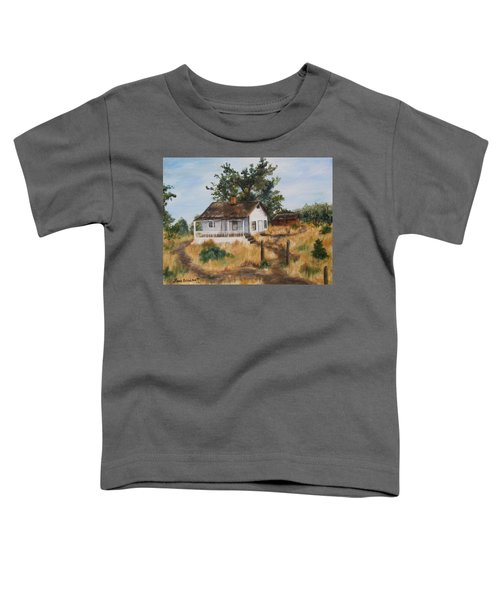 Johnny's Home Toddler T-Shirt