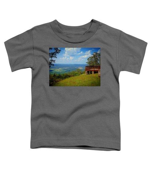 John's Mountain Overlook Toddler T-Shirt