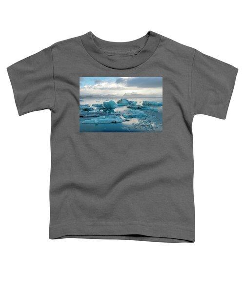 Jokulsarlon, The Glacier Lagoon, Iceland 6 Toddler T-Shirt