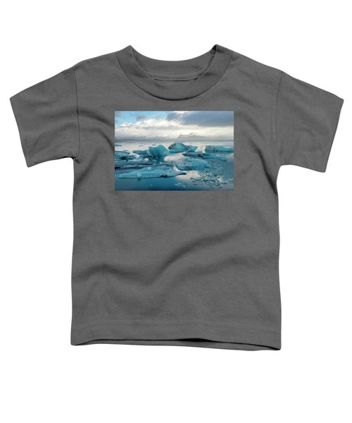 Jokulsarlon, The Glacier Lagoon, Iceland 6 Toddler T-Shirt