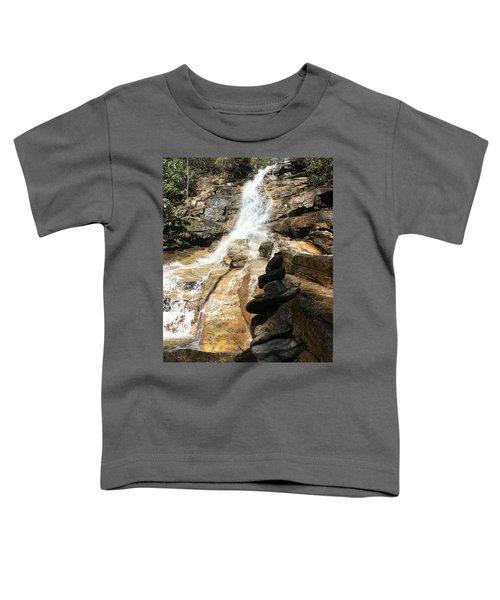 Jones Gap Falls  Toddler T-Shirt