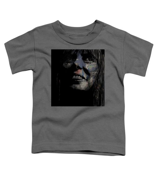 Joni Mitchell - A Case Of You Toddler T-Shirt