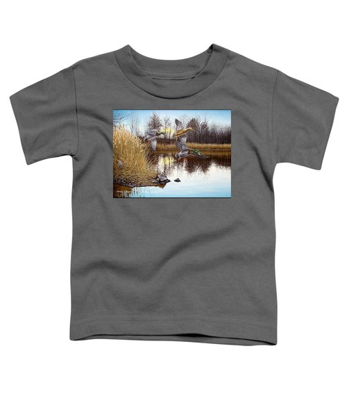 Journey's End Toddler T-Shirt